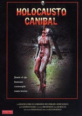 Holocausto Caníbal: el horror hecho imagen