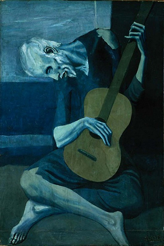 picasso_el_guitarrista_viejo por ti.